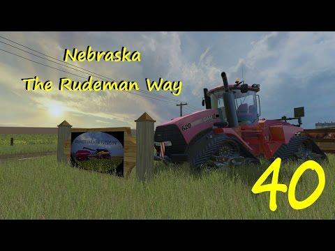 Farming Simulator 2015 Nebraska Let's Play Ep 40