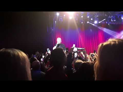 Air Supply live in Calgary