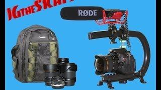 Video My Skateboarding/Camera Bag 2014 download MP3, 3GP, MP4, WEBM, AVI, FLV November 2018