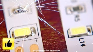 видео светодиодная лента smd 5050 60 led 12 v характеристики
