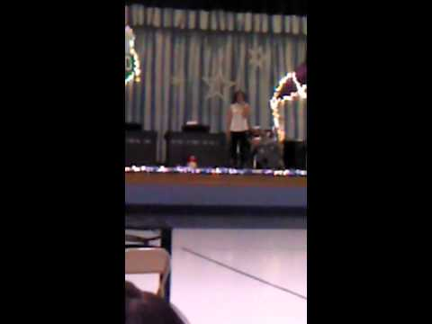 Semmes middle school talent show 2013 (destinee )