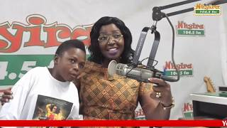 YAW DABO SHARED HIS LIFE STORY ON OBRA SHOW.  16-10-2019