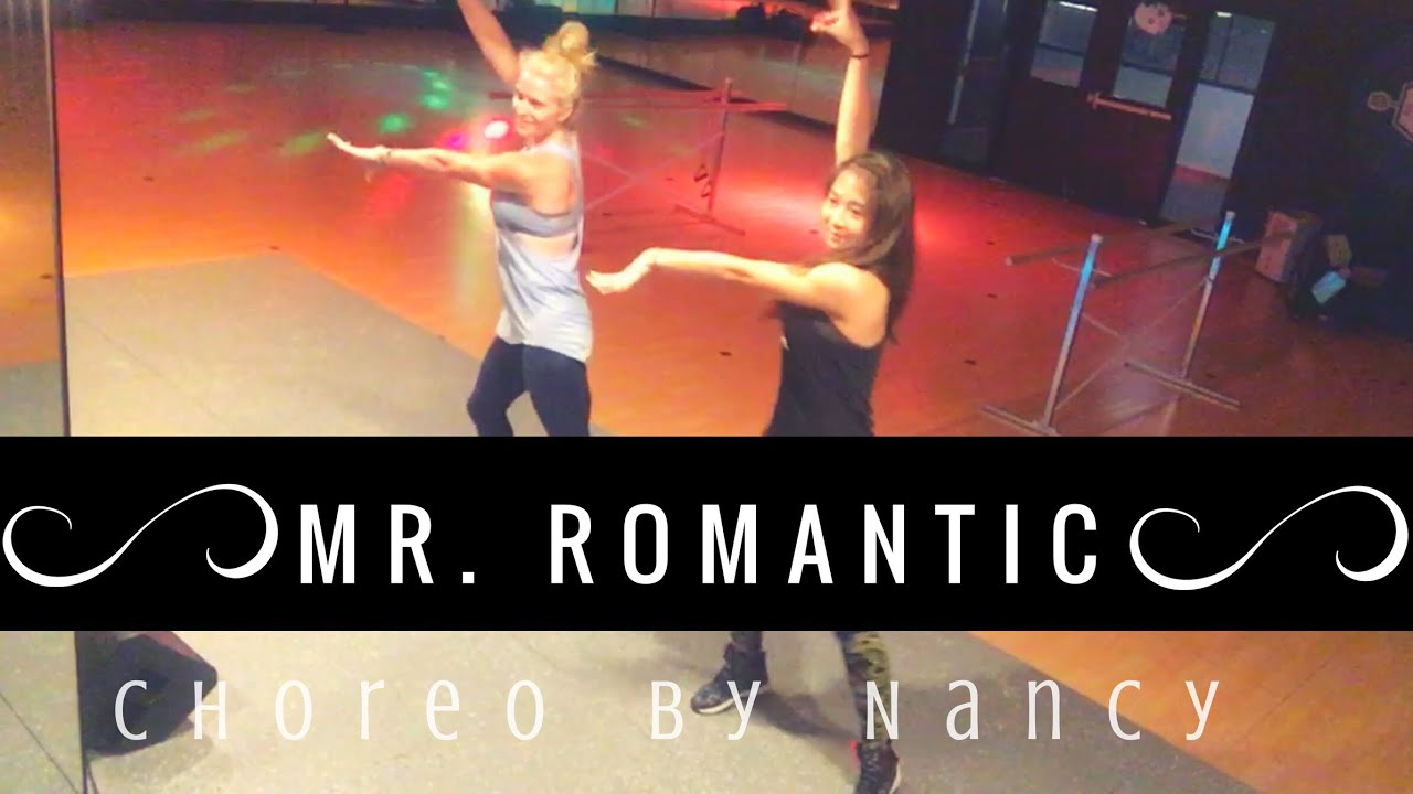 Love 2 Be Fit Studio - Mr. Romantic choreo by Nancy - YouTube