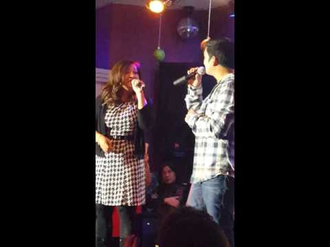 Gabby Concepcion and April's duet