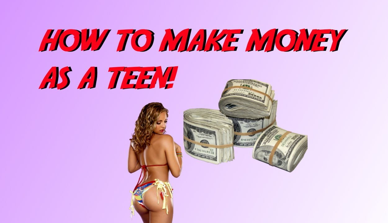 iPhone ] How To Make Quick, Easy Money As A Kid/Teen/or Adult ...