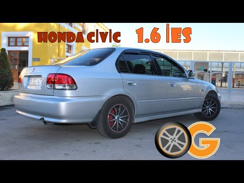 Honda Civic 1.6 İES İnceleme Test