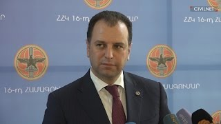 Վիգեն Սարգսյան․ Զինված ուժերում առկա է լուրջ զինտեխնիկա