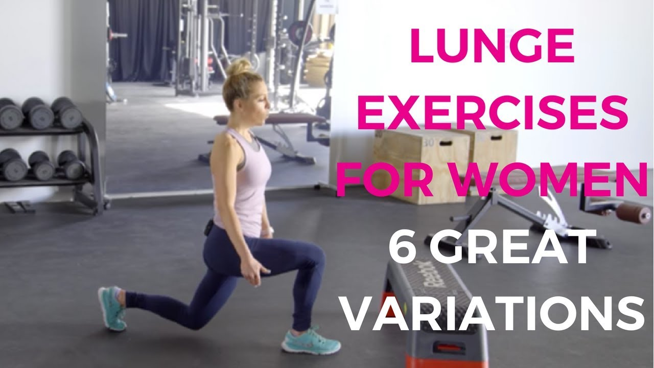Change-up your lunge