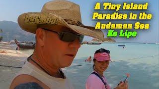 Ko Lipe A Thailand Need To See Place. Paradise In The Sea เกาะหลีเป๊ะ Satun, Ko Lipe