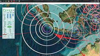 9/23/2019 -- Global Earthquake Update - W. Pacific unrest + California Earthquake activity explained