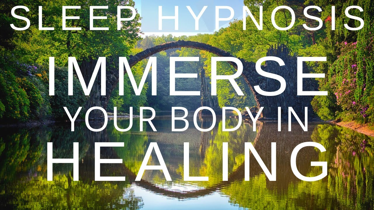Sleep Meditation to Flood your Body with Healing (Manifest Full Body Healing Sleep Hypnosis)