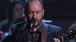 "Live From Lincoln Center: Dave Matthews ""Here On Out"""