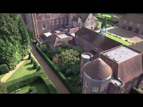 Madingley Hall Aerial Video Highlights