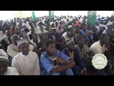 The Affairs of the Muslims after Ramadaan - Muhammad Secka