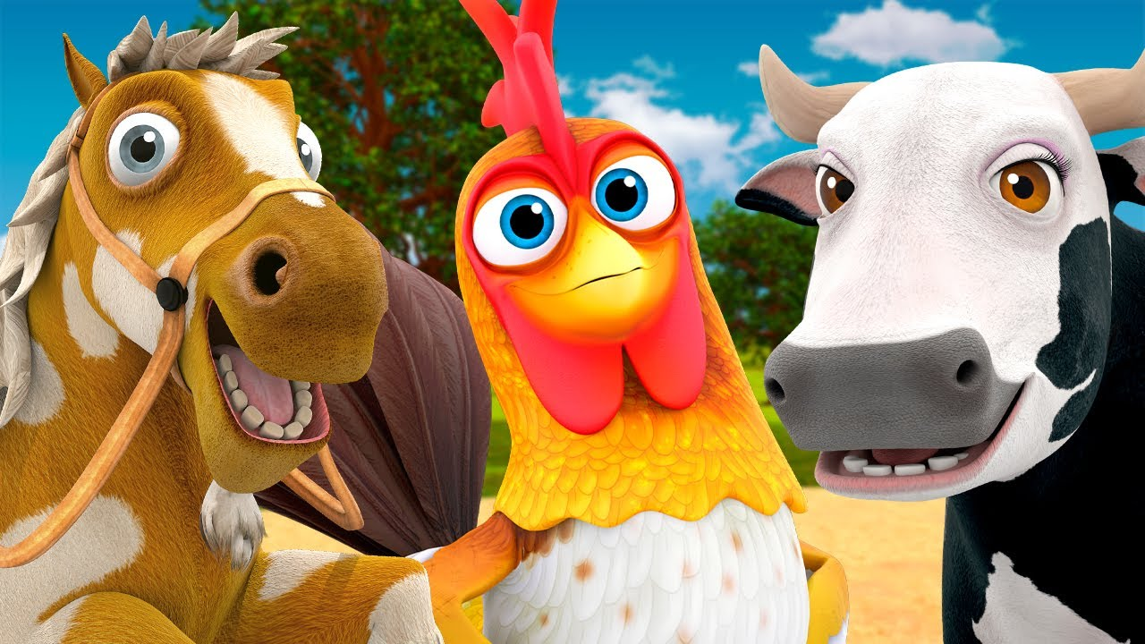 La Granja de Zenón ¡Lo Mejor de Lo Mejor! La Vaca Lola, Bartolito, Percherón   El Reino Infantil