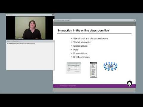 Online Classroom Live Demo With BPP