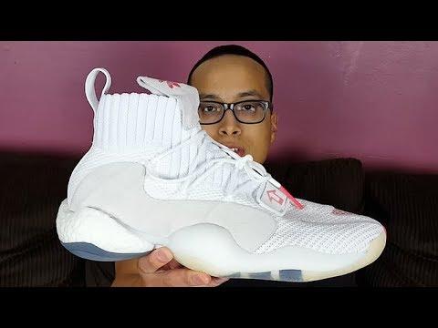 Adidas Crazy BYW X Cloud White