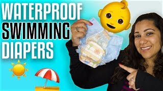 Swimming Diapers For Babies