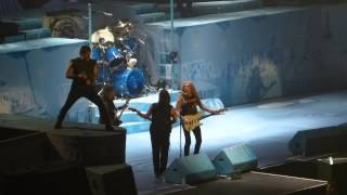 Iron Maiden - Run To The Hills live @ Meo Arena Lisboa