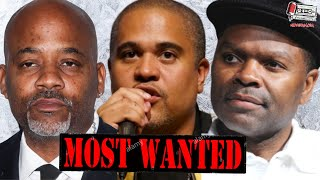 J Prince & Dame Dash Explain How The FEDS Destroyed Their Black Music Distribution Company!!