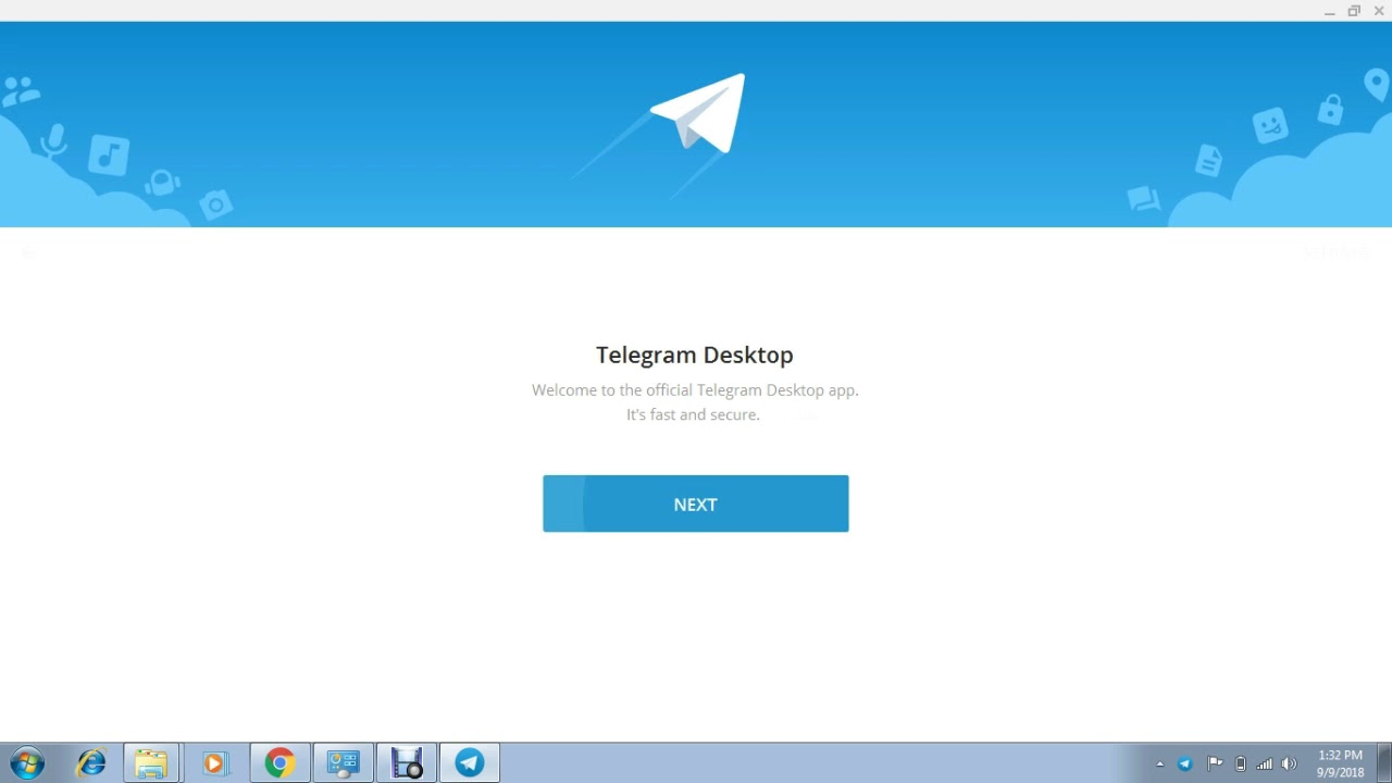 how to install telegram app in laptop and pc