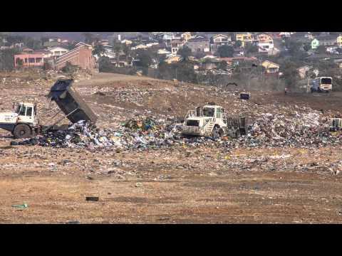 Afrique du Sud : de l'énergie propre à partir de déchets