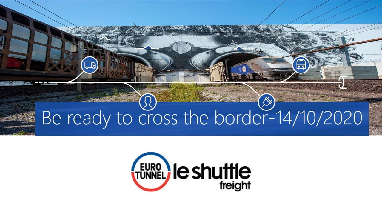 Brexit: Eurotunnel publishes details on Border Clearance
