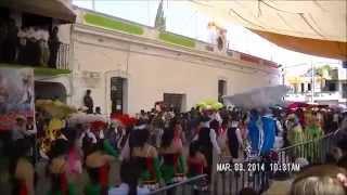 Carnaval Papalotla Tlaxcala 2014 presentacion