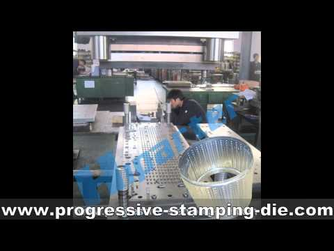 China Press Molds