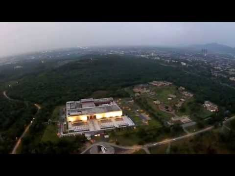 Islamabad Sports Complex / PCFC aerial view