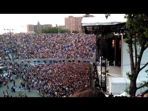 Ed Sheeran at Forest Hills Stadium - Lego House