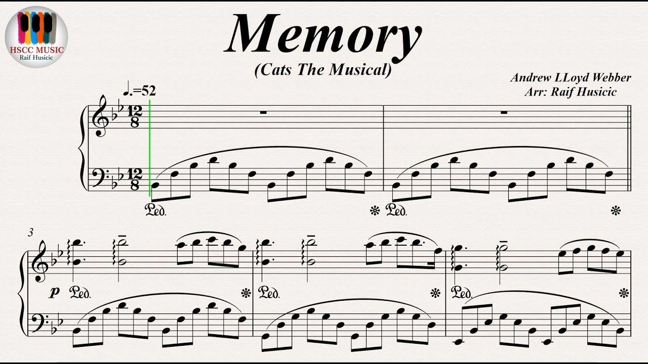 Memory Cats The Musical Barbra Streisand Betty Buckley Piano Youtube