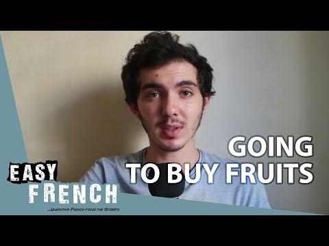 Tiếng Pháp bài 15