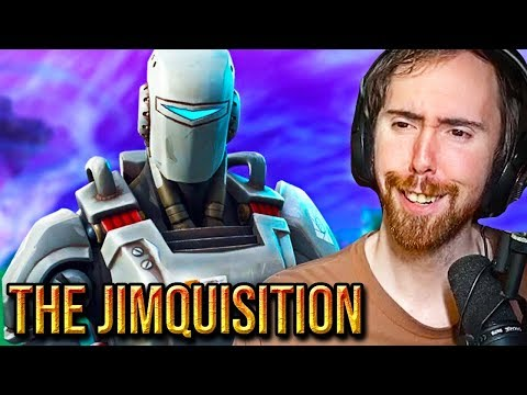 Asmongold Can't Believe Fortnite Is Using BOTS To Fake In-Game Activity - The Jimquisition
