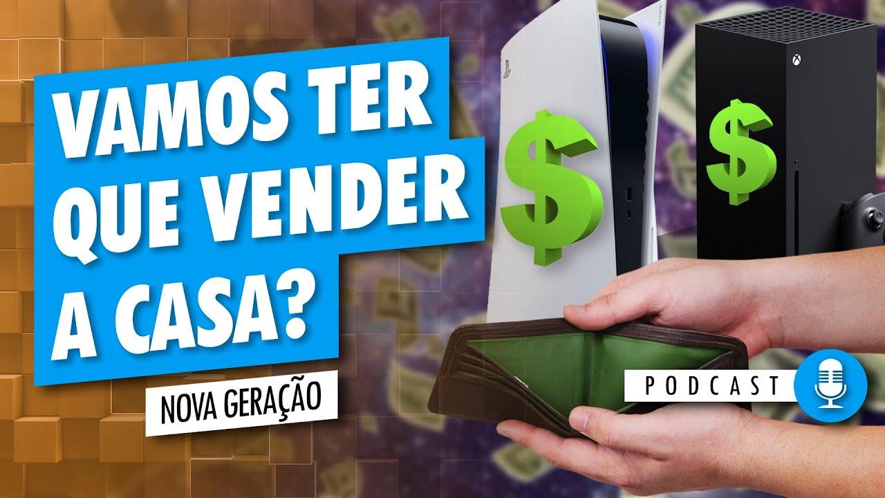 A NOVA GERAÇÃO VAI NOS FALIR? - Discussão ft. @ERA Games e @GAMERLLIL Games