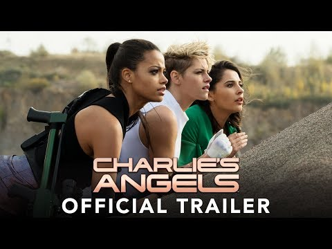 《神探俏嬌娃》(Charlie's Angels) 首回預告 - 19年11月上映