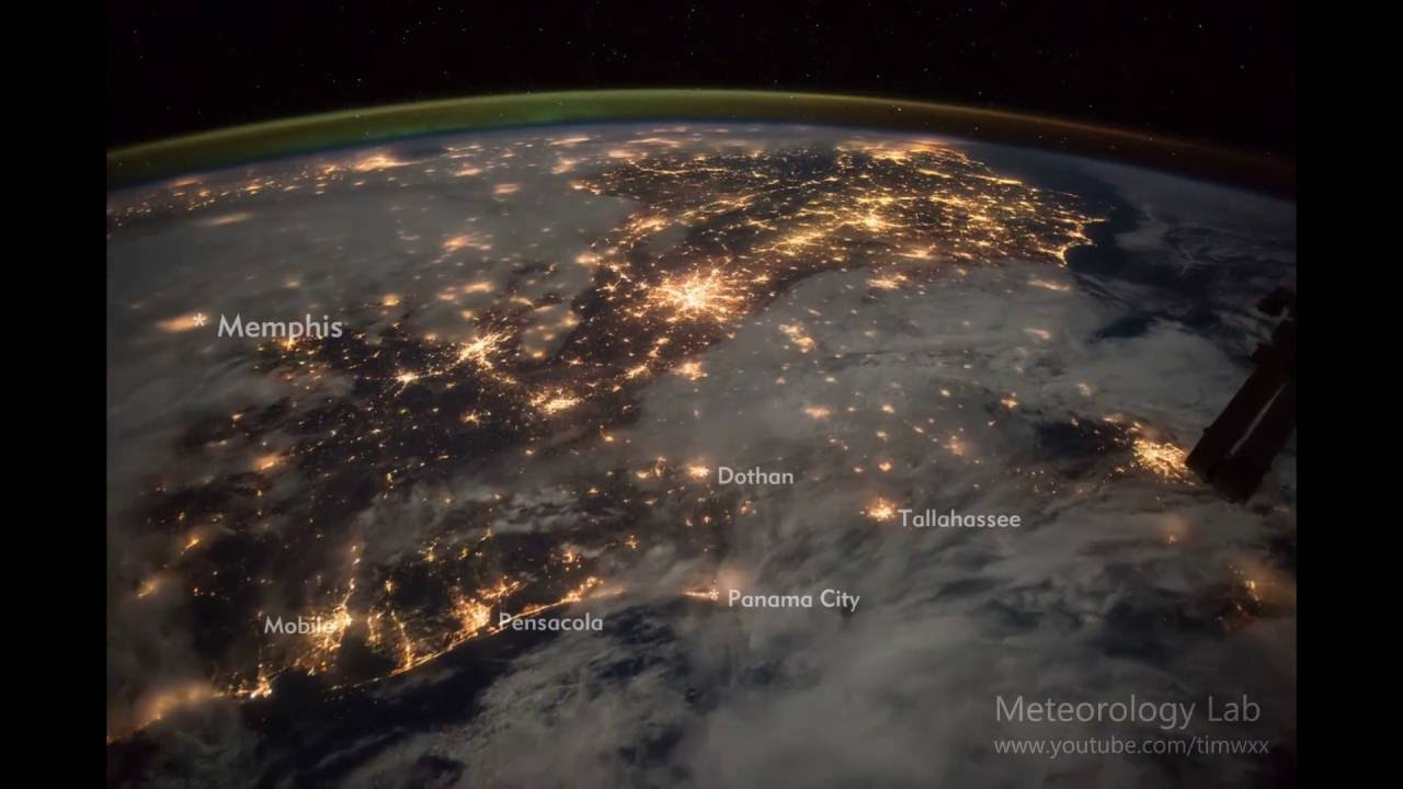 Cities at night from space tagged youtube cities at night from space tagged voltagebd Image collections