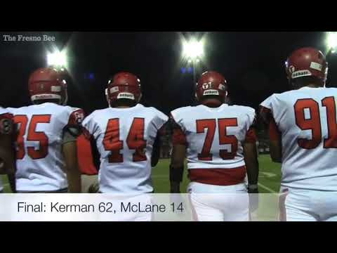 Kerman High football coach memory lives on