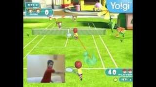 Yo!gi Q3 интерактивная беспроводная игровая приставка