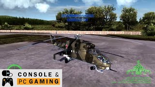 Air missions Hind - Is this a helicopter simulator ?