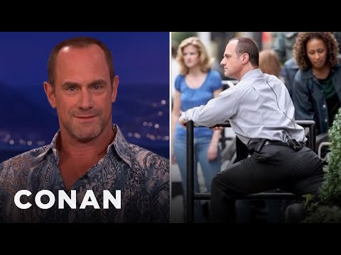 Christopher Meloni Has The Best Butt In Primetime