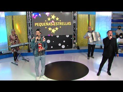"""Alvaro y Mario pasan a la final de """"Pequeñas Estrellas"""""""