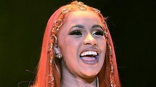 Cardi B Exposes Nicki Minaj In New Video | Hollywoodlife