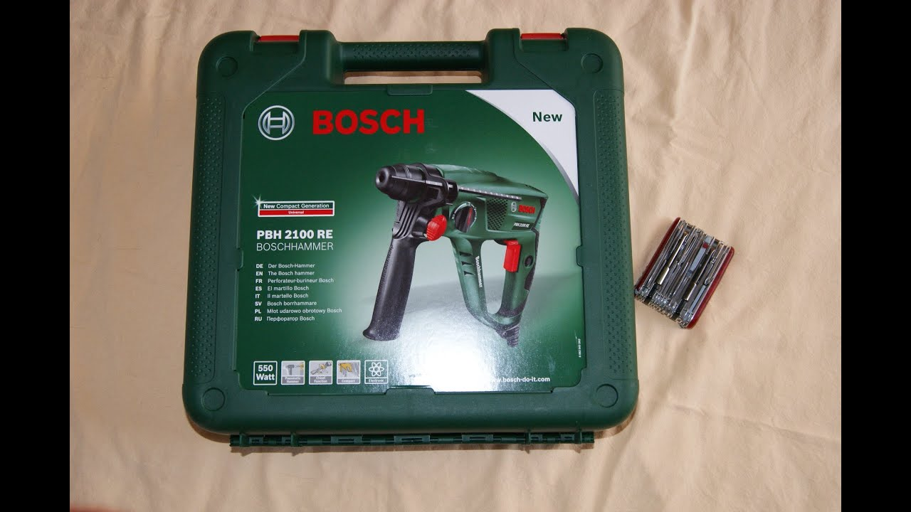 bosch bohrhammer pbh 2100 re boschhammer the hammer. Black Bedroom Furniture Sets. Home Design Ideas