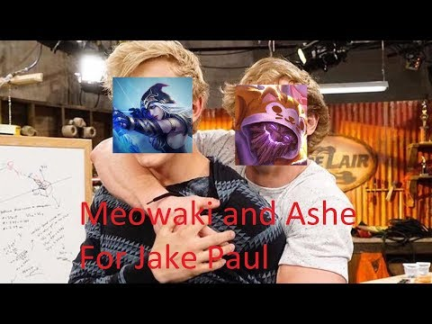 Best Moments in Leauge of Legends, with Jewels!! For Jake Paul!!!!