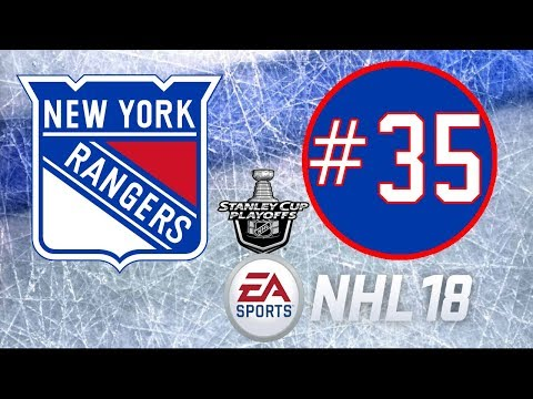 NHL 18 ~ New York Rangers Franchise Mode ~ #35 (Battle in the Desert)