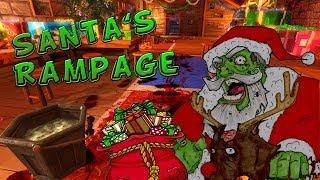 Babbo Natale è Stressato! : Viscera Cleanup Detail - Santa's Rampage!