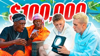 SIDEMEN SPEND $100,000 ON EACH OTHER IN 1 HOUR