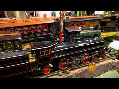 Model Train Collector's One Track Mind