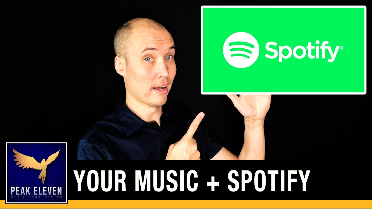 How to upload your music to spotify youtube malvernweather Image collections